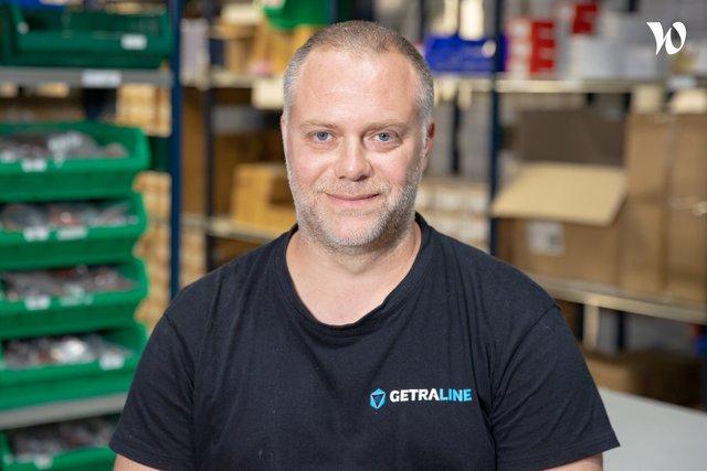 Rencontrez Christophe, Technicien itinérant - Getraline