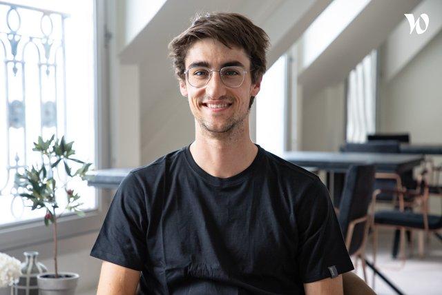 Conoce a Raphaël, Project Manager - Deepki