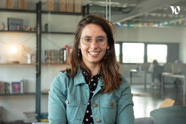 Rencontrez Emilie, Consultante Content Marketing - Les conteurs