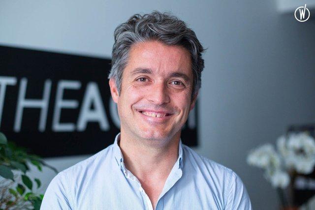 Rencontrez Thibault MOLLAT DU JOURDIN , CEO - The Agent