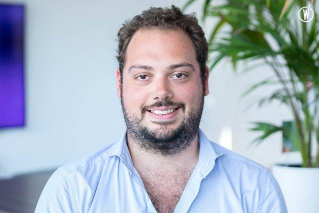 Rencontrez Arthur, Vice President Sales - Sightness