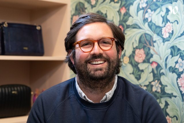 Rencontrez Charles, Co-fondateur - Balzac Paris