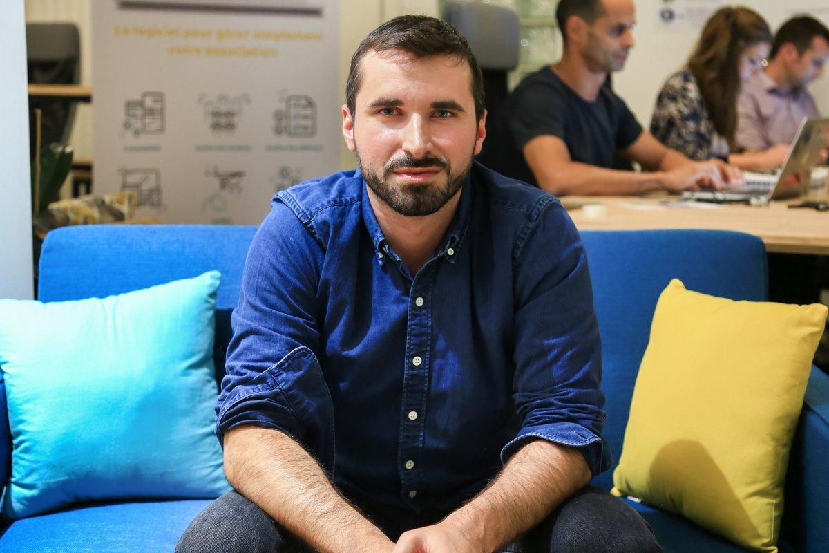Rencontrez Bertrand, Product Owner & UX Designer - AssoConnect