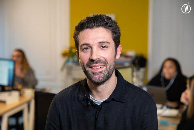 Rencontrez Samy, Co-fondateur & CTO  - Smart Tribune
