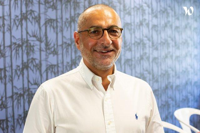 Rencontrez Laurent, Associé fondateur - Noma Conseil