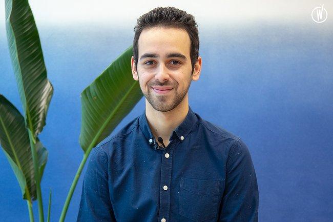 Rencontrez, David, Développeur Frontend - MyBestPro