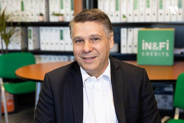 Rencontrez Bruno, Directeur des partenariats  - IN&FI Crédits