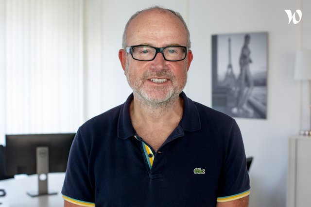 Rencontrez Gildas, Président - Groupe Ingena