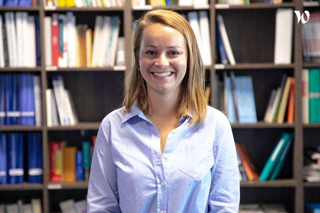 Rencontrez Ophélie, Ingénieure d'études - direction Eau - Antea Group