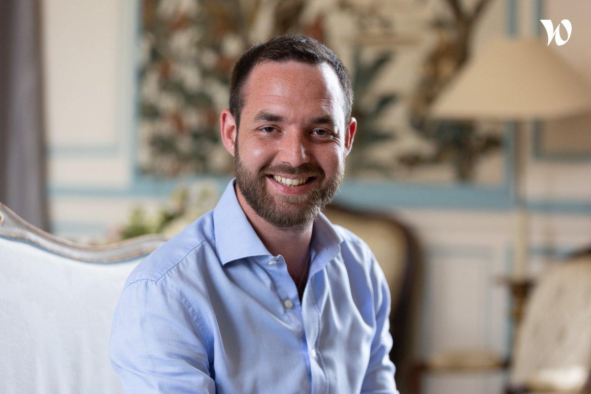 Rencontrez Thomas Krumpe, Technical Account Manager - Swan