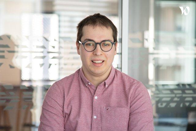Rencontrez Adrien, IoT Expert - Safecube