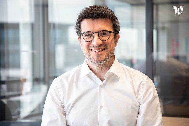 Rencontrez Jérémie, Directeur Associé - IZBERG Unlocking Digital Commerce