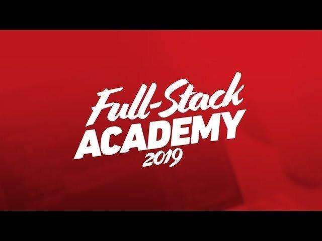 Full-Stack Academy 2019 - PosAm