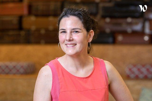 Rencontrez Sylvie, Directrice de projet - Novelis