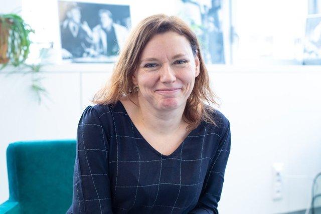 Rencontrez Joëlle, Chef de projet - ACA