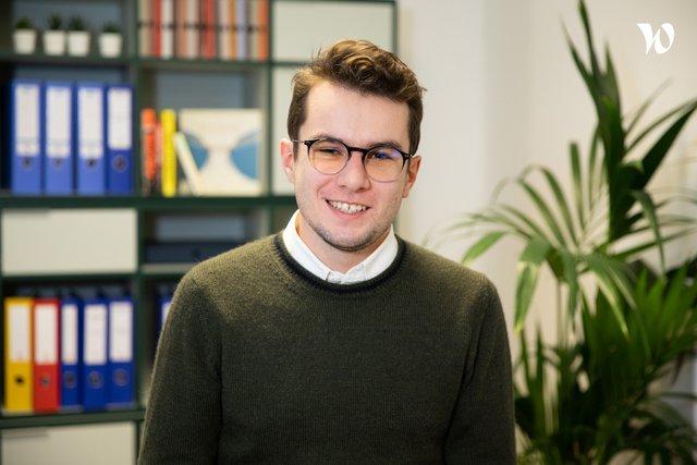 Rencontrez Antoine, Directeur créatif - Nooz Optics