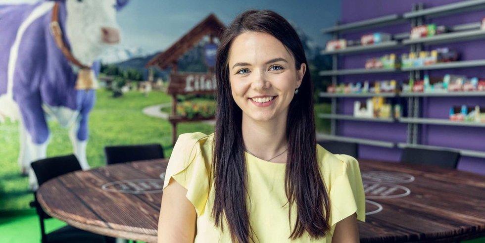 Pavla Nedbalová, Category Activation Executive - Mondelēz International - centrála