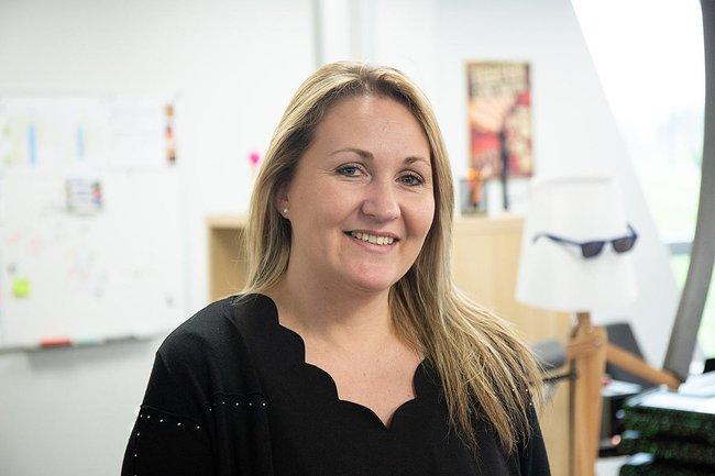 Rencontrez Claire, Administrative Manager - LivingPackets