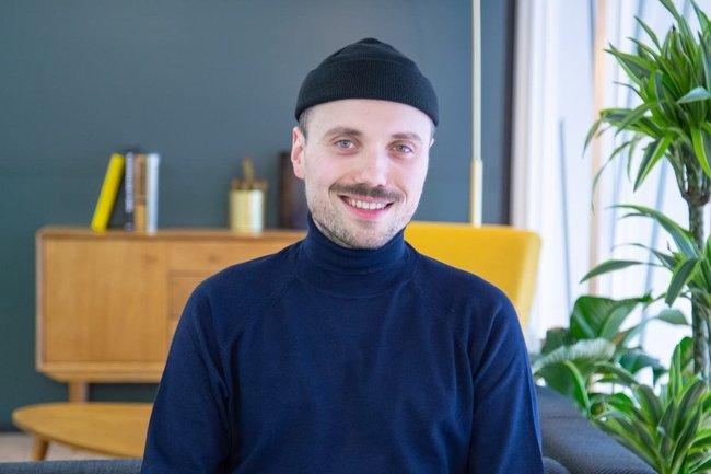 Rencontrez Aleksander, Chef de projet junior - FutureBrand