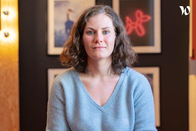 Rencontrez Coraline, Consultante en Éco-conception et Analyse du Cycle de Vie - Maobi