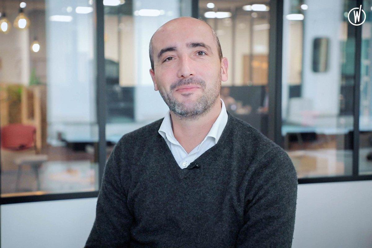 Rencontrez Pierre-Olivier, Dirigeant  - evs professionnel
