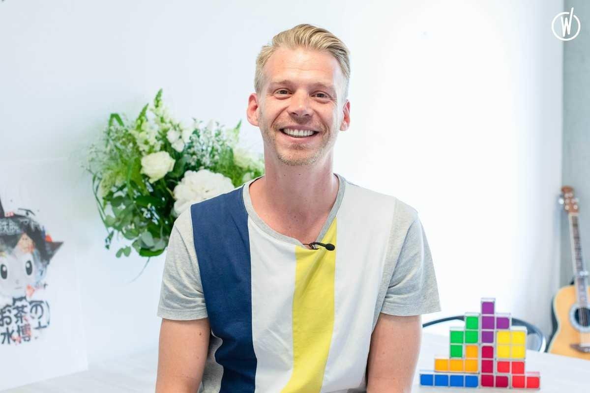 Rencontrez Julien, Chef de la Tribu - Agence Tribu