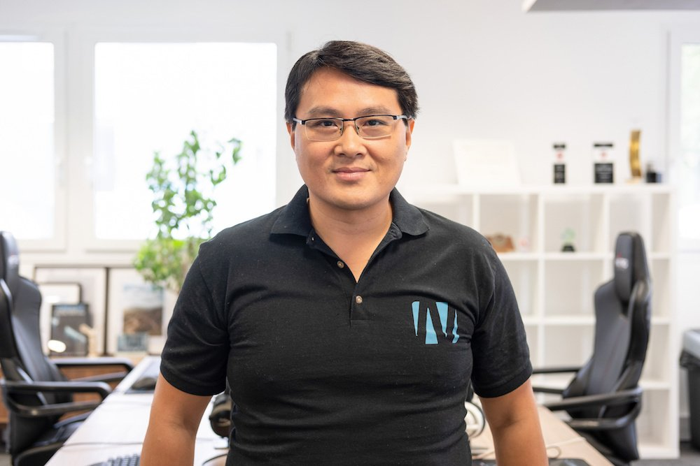 Meet Tuyen, CEO - Nahimic