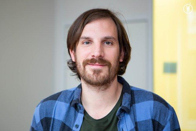 Rencontrez Antoine, CEO - Téléophtalmo