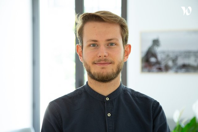 Rencontrez Julien, Office Manager & Chargé RH / Comptabilité - Jaji
