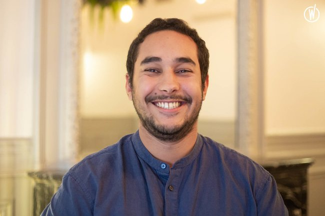 Rencontrez Karim, VP Sales - Clevy