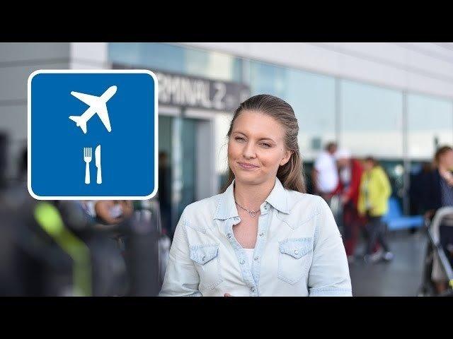 Vylítávky: Kde se levně a dobře najíst na letišti - Letiště Praha