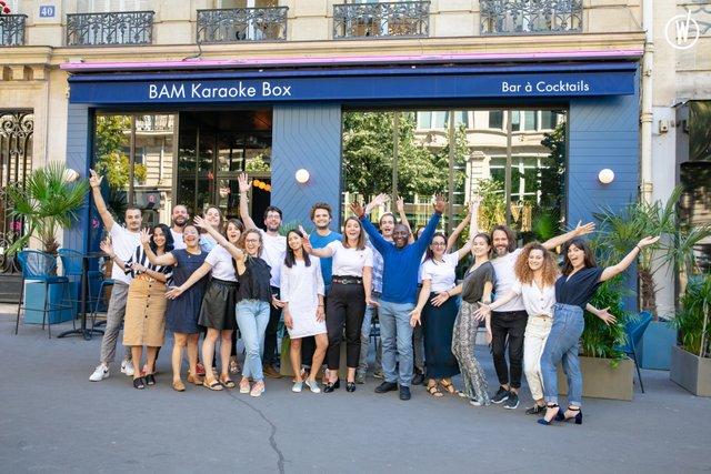 BAM Karaoke Box