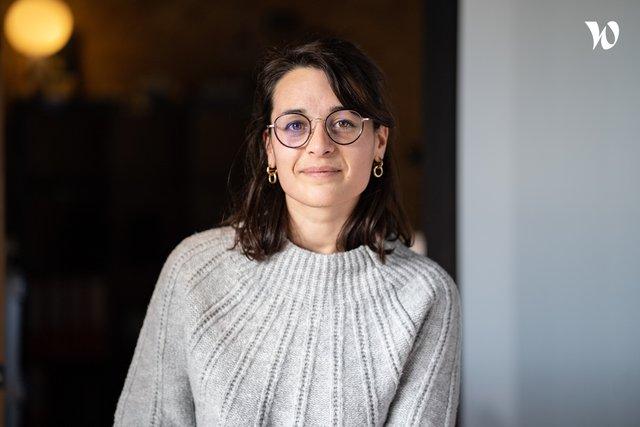 Rencontrez Marion, Architecte d'intérieur et chargé d'affaires  - Ecora