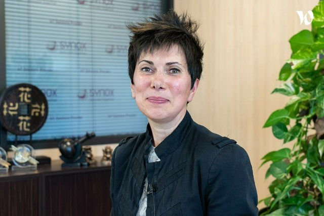 Rencontrez Nathalie, Directrice Marketing & Commerciale - Synox