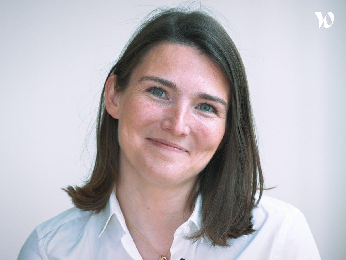 Rencontrez Stéphanie Pinot, Directrice de la Stratégie, du Développement et de la Communication - RAISE