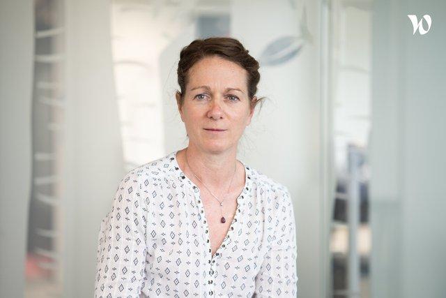 Rencontrez Agnès, Chef de Projet - Hardis Group