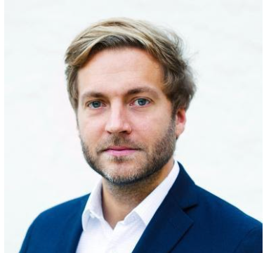Nicolas Steib- VP Sales EMEA