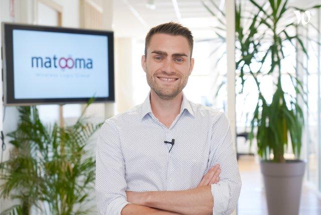 Rencontrez Guilhem, Chief Information Officer (CIO) - Matooma