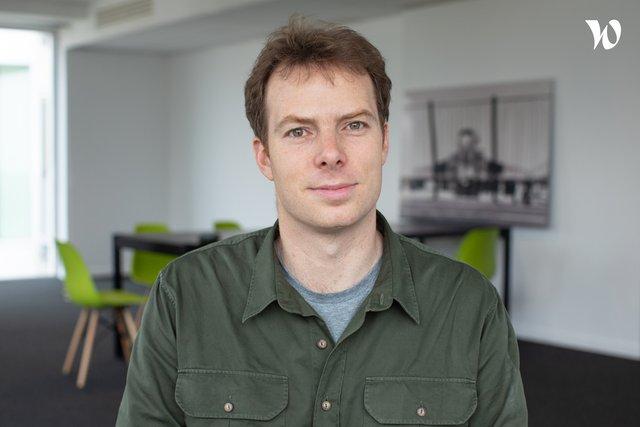Rencontrez Sébastien, CEO - OTOQI