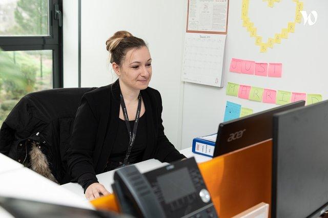 Rencontrez Joséphine, Chef de projets Qualité et Chargée RSE - Provepharm Life Solutions