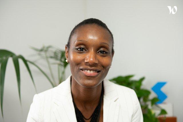 Rencontrez Nanou, Cheffe de projet Transport de voyageurs - Simpliciti