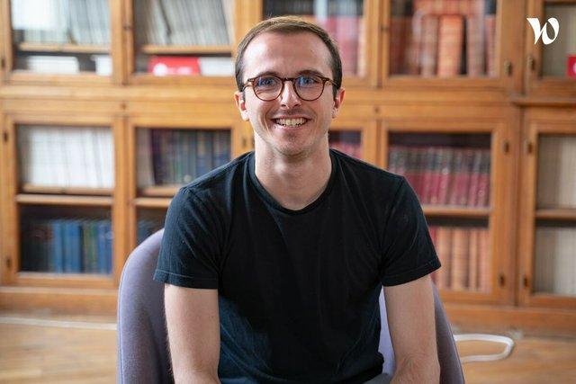 Rencontrez Théophane, Data Scientist  - SportsDynamics