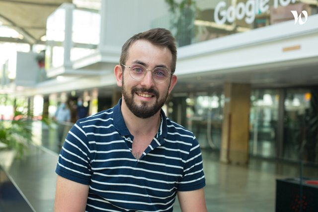 Rencontrez Guillaume, CTO - Blockpulse