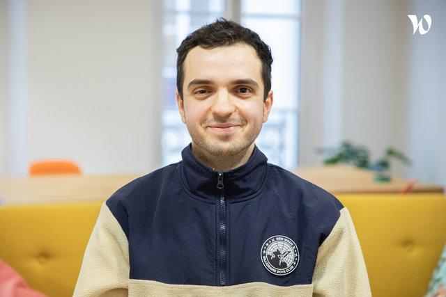 Rencontrez Guillaume, Software Engineer & DataViz - Manadge
