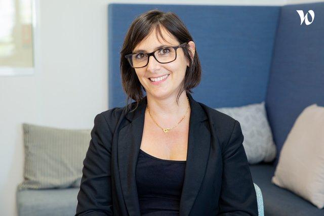 Rencontrez Delphine , Responsable Service Clients - MesDépanneurs.fr