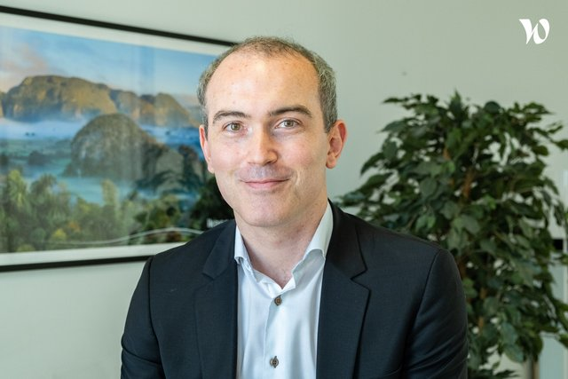 Rencontrez Jérôme, Product Director - ika