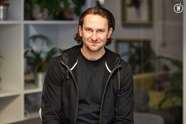 Martin Pejša, Fondateur et CEO - Creative Dock