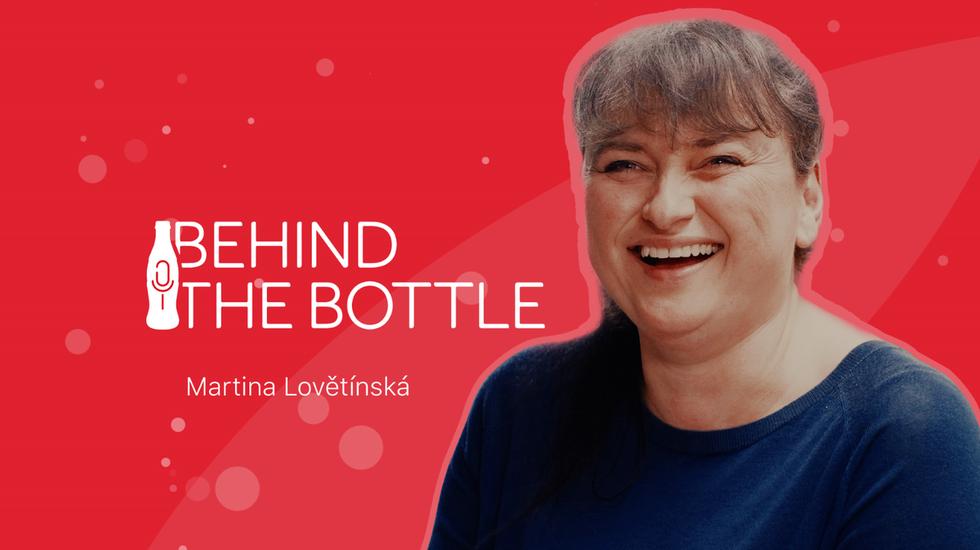 Behind the Bottle - Coca-Cola HBC Česko a Slovensko