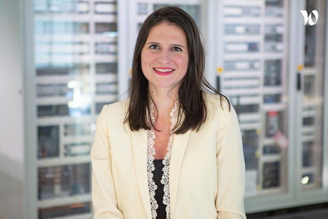 Rencontrez Marie, Chef de produit - Hager Group
