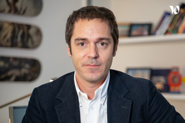 Rencontrez Bruno, Président du Groupe - Groupe Bizness